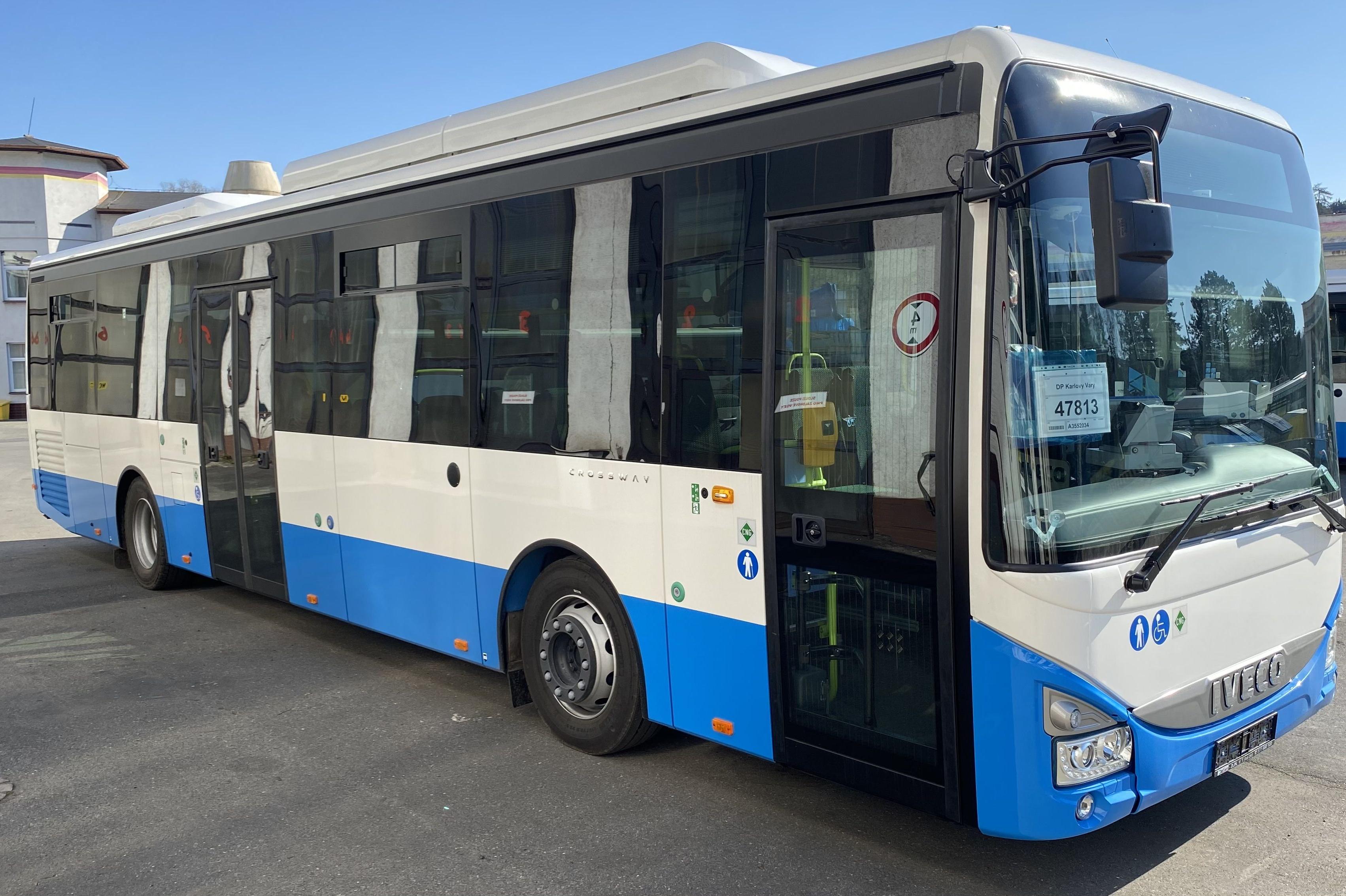 Dopravní podnik Karlovy Vary pokračuje v obnově vozového parku
