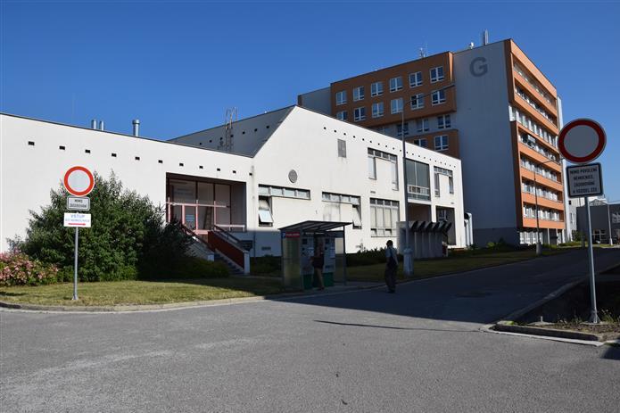 Stravovací provoz jihlavské nemocnice se opravuje za provozu